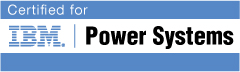 Certified for IBM Power Systems